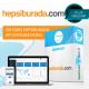 Hepsiburada API Entegrasyonu - 2X ve 3X Versiyonları ile Uyumlu (Yıllık Kullanım)