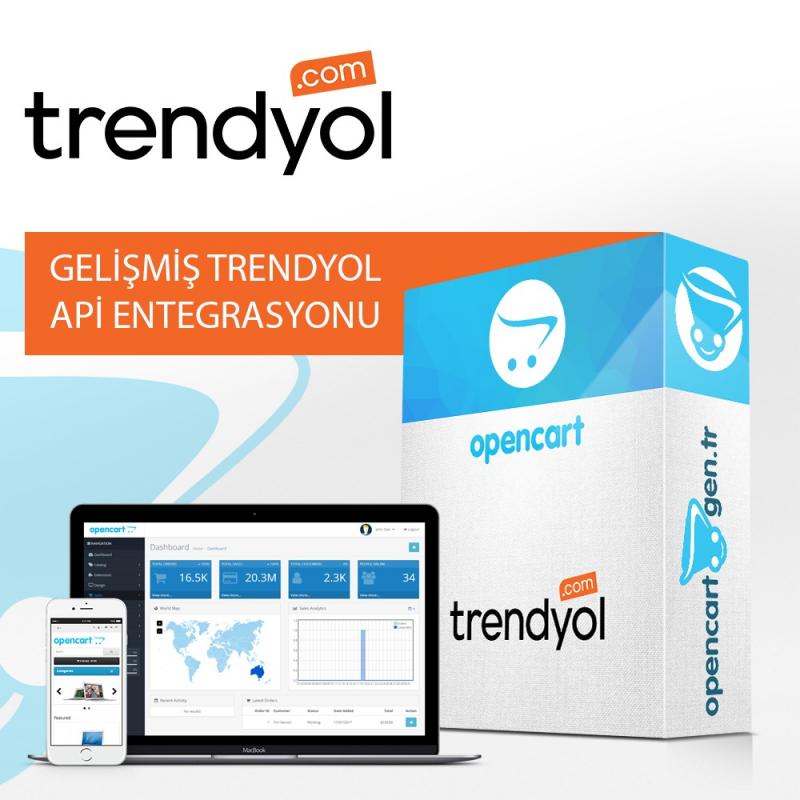 Trendyol API Entegrasyonu 2x ve 3x  versiyonlarıyla Uyumlu